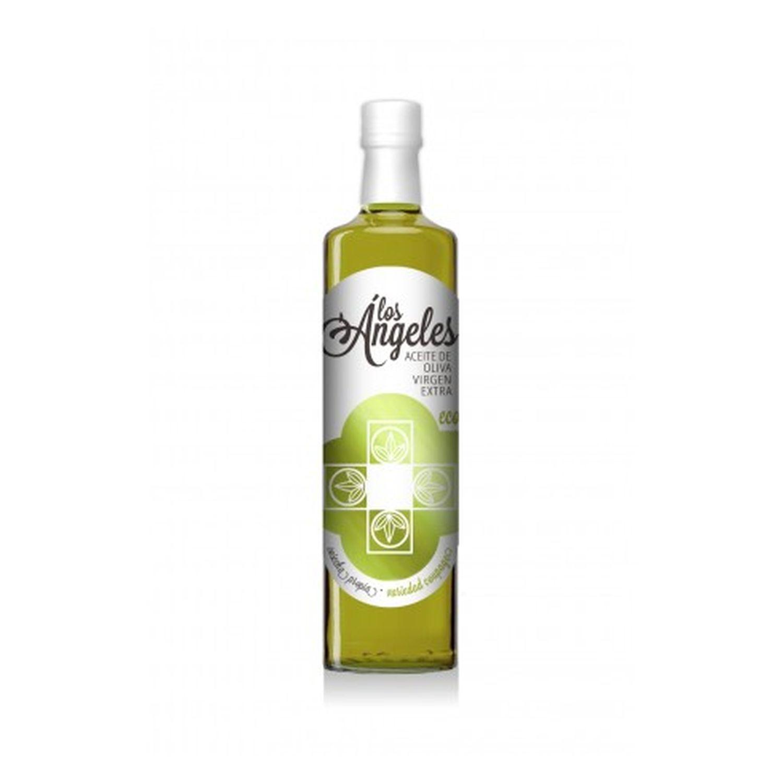 Aceite de Oliva Virgen Extra Los Angeles Botella de Cristal