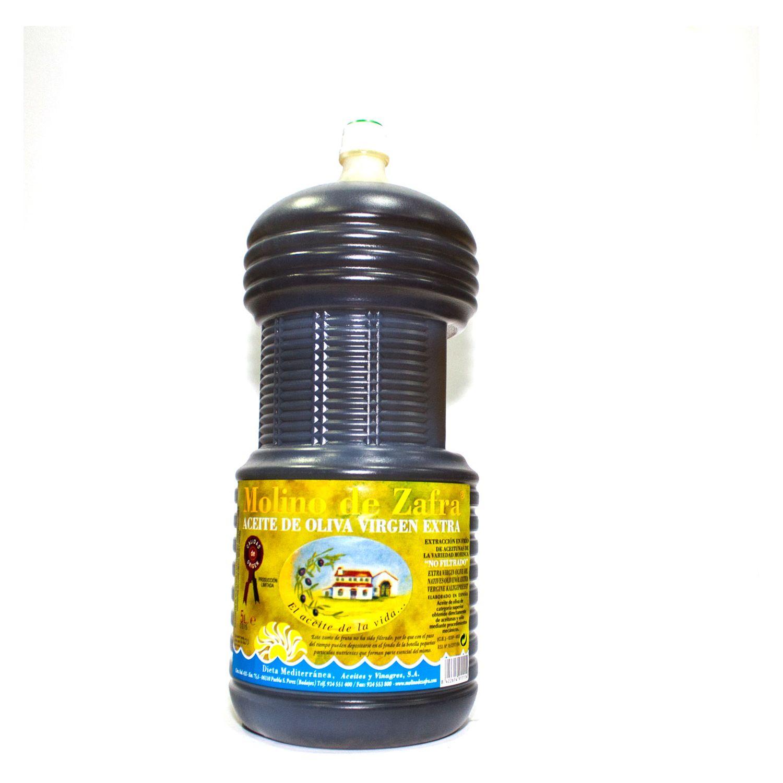 Aceite de Oliva Virgen Extra Zafra Botella de Plástico 5L